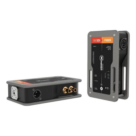 12G SDI - FIBER transmitter